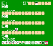 Play 4 Nin Uchi Mahjong (english translation) Online