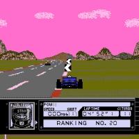 Play Al Unser Jr Turbo Racing Online