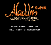 Play Aladdin – The Return of Jafar Online