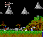 Play All Hallow's Eve (Ghosts 'N Goblins Hack) Online
