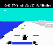 Play Antarctic Adventure Online