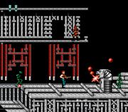 Play Behind Enemy Lines (super contra hack) Online