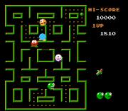Play Blob Muncher (Ms. Pac-Man hack) Online