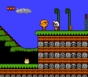 Play Bonk's Adventure Online