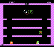 Play Bubble Bobble Online