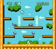 Play Bubble Bobble Part 2 Online