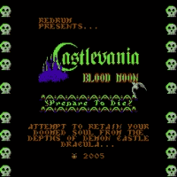 Play Castlevania – Blood Moon Online