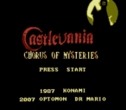 Play Castlevania – Chorus of Mysteries Online