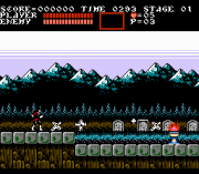 Play Castlevania – Fan Edition (alternate version) Online