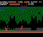 Play Castlevania – Horror of Dracula (2.0 Hard Version) Online