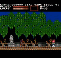 Play Castlevania – Opposing Bloodlines Online