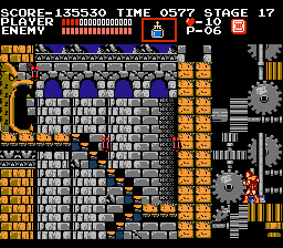 Play Castlevania – Poisonous Offering Online