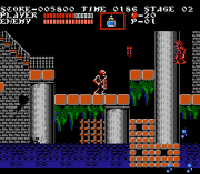 Play Castlevania  – Skel's Revenge Online