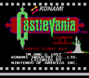Play Castlevania – Slumber of Darkness (v1.2) Online