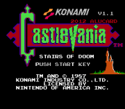 Play Castlevania – Stairs of Doom Online