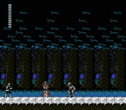 Play Castlevania II  – Vengeance on Hell Online
