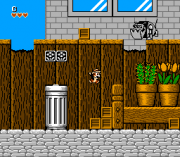 Play Chip 'n Dale Rescue Rangers Online