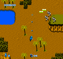 Play Commando Online