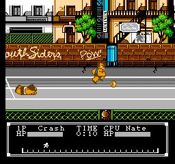 Play Crash 'n the Boys – Street Challenge Online