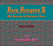 Play Deep Dungeon 3 (english translation) Online