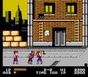 Play Double Dragon Online