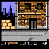 Play Double Dragon Arcade Mix Online