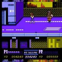 Play Double Dragon II – The Revenge Online