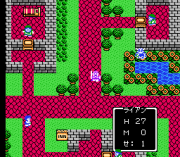 Play Dragon Quest IV – Michibikareshi Monotachi Online