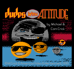 Play Dudes With Attitude Online
