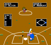 Play Dusty Diamond's All-Star Softball Online