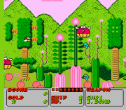 Play Fantasy Zone (Sunsoft) Online