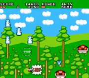 Play Fantasy Zone II – Opa-Opa no Namida Online