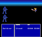 Play Final Fantasy 7 – NES Remake (4-25-12 Update) Online