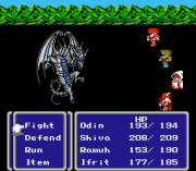 Play Final Fantasy III (english translation) Online