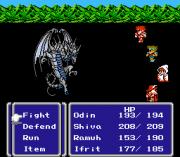 Play Final Fantasy III (english translation) Online