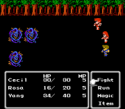 Play Final Fantasy II (unreleased) Online