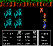 Play Final Fantasy II – Demonic Pandemonium Online