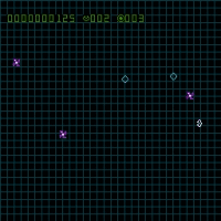 Play Galaxy (geometry wars) Online