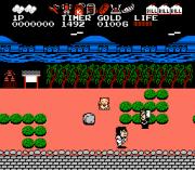 Play Ganbare Goemon! Online