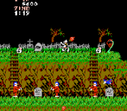 Play Ghosts 'N Goblins Online