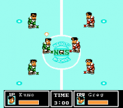 Play Ike Ike! Nekketsu Hockey Bu (english translation) Online