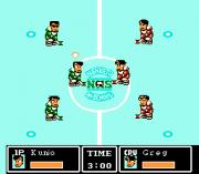 Play Ike Ike! Nekketsu Hockey Bu (english translation) Online