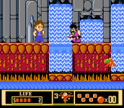 Play Jackie Chan's Action Kung Fu Online