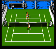 Play Jimmy Connors Tennis Online