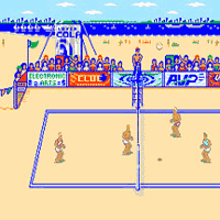 Play Kings of the Beach Online