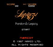 Play Lupin Sansei – Pandora no Isan (english translation) Online