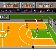 Play Magic Johnson's Fast Break Online
