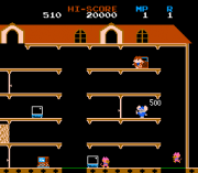Play Mappy Online