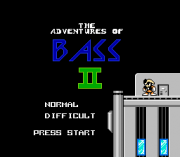 Play Mega Man – Adventures of Bass 2 Online