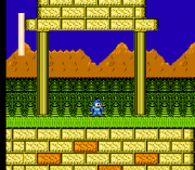 Play Mega Man – The Hedgehog Trap (Easy Mode) Online